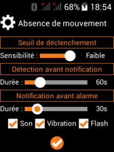 detections automatiques