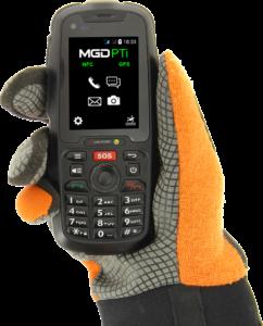 téléphone-gsm-pti-dati-atex-222-avec-port-du-gant-
