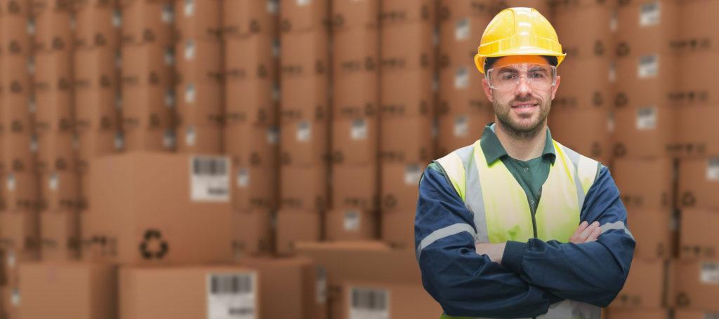 ouvrier logistique