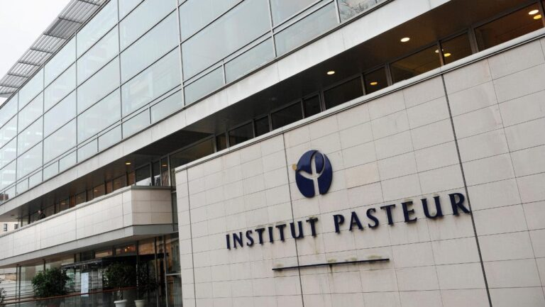Donation Institut Pasteur