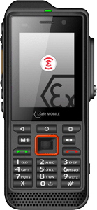 Téléphone ATEX PTI DATI IS330.1
