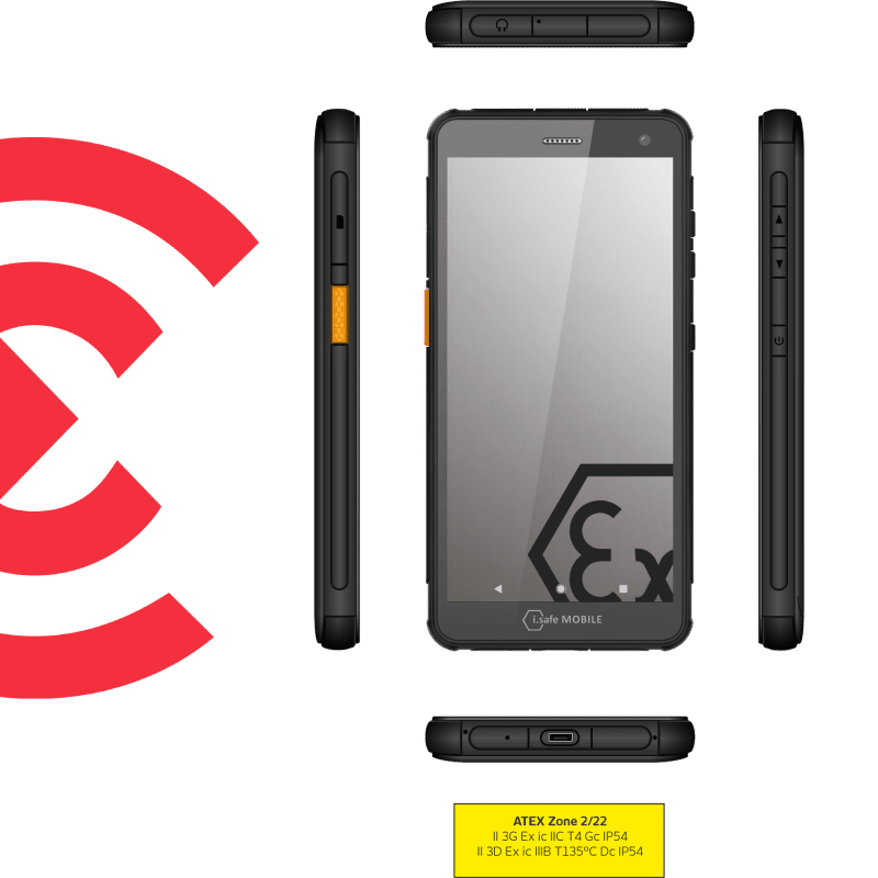 IS655.2 - smartphone gamme Emerit