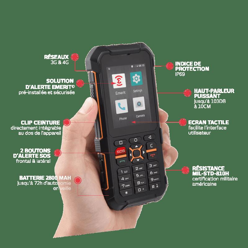 Téléphone RG170