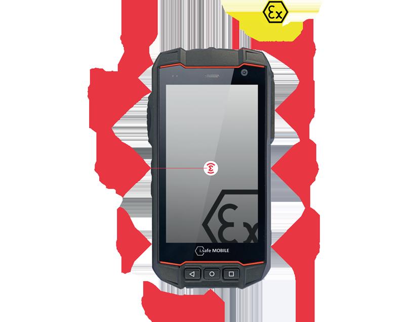 IS530.1 Smartphone PTI ATEX Emerit